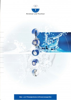 GÖTH Solutions - KIRCHNER & TOCHTER Durchflussmessgeräte Produktschulung 2013
