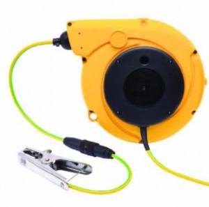 THUBA - Ex-Kabelaufroller / Ex-Erdungsüberwachungssystem