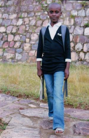 GÖTH Solutions - SOS-Kinderpatenschaft / Patenkind Francoise Dezember 2014