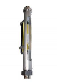 KIRCHNER & TOCHTER - Schwebekörper Durchflussmesser mit Analogausgang