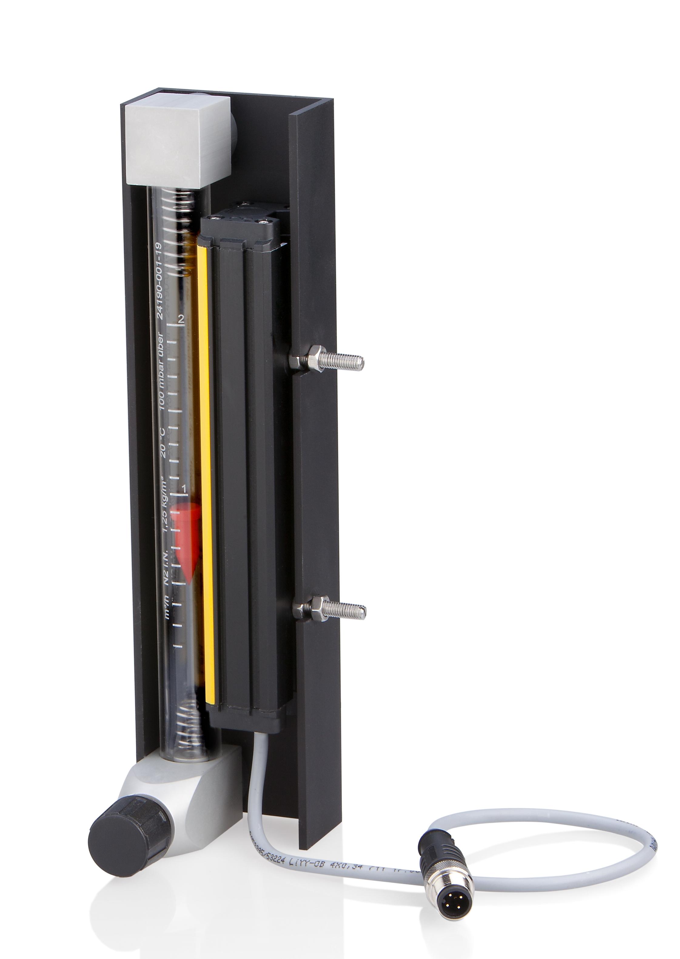 KIRCHNER & TOCHTER - Kleindurchflussmesser mit Analogausgang