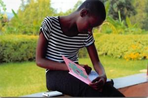 GÖTH Solutions - SOS-Kinderpatenschaft / Patenkind Francoise Dezember 2018