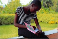 GÖTH Solutions - SOS-Kinderpatenschaft / Patenkind Francoise Juli 2019