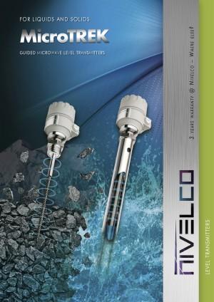 NIVELCO - MicroTREK Seilradar Füllstandssensoren