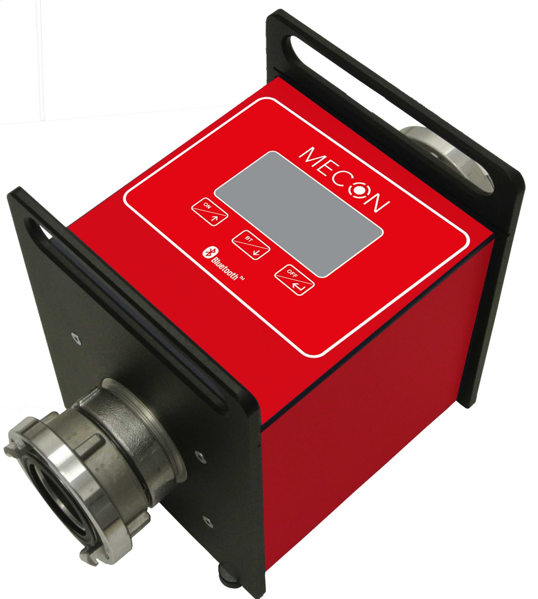 MECON - MAG-FLUX HTL – Portables Hydrantenprüfgerät, Hydrantentester