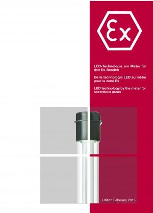 THUBA - Ex Maschinenleuchte  LED-Technologie am Meter für den Ex-Bereich