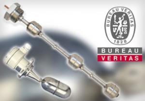 NIVELCO - NIVOMAG BV (Bureau Veritas) Zertifikat